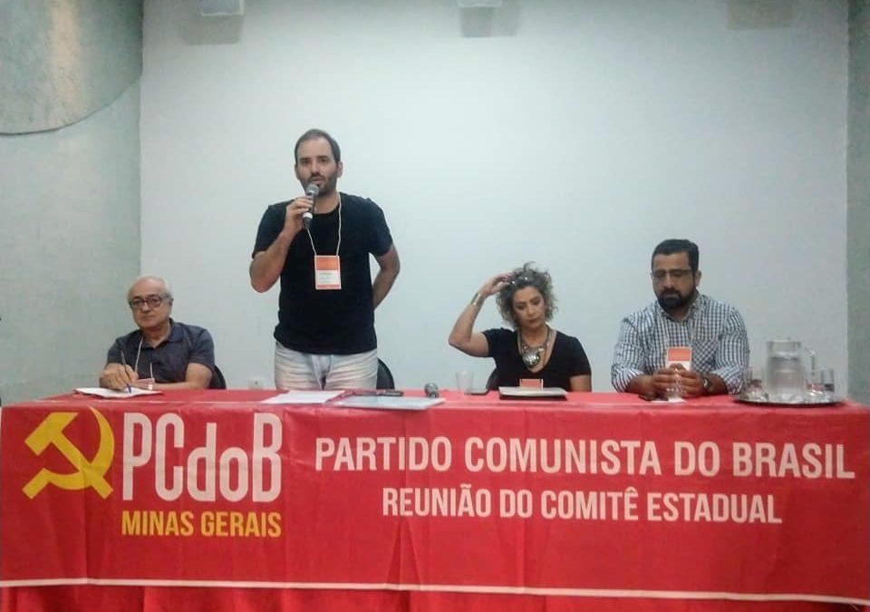 PCdoB-MG define diretrizes de atuação em reunião da direção estadual