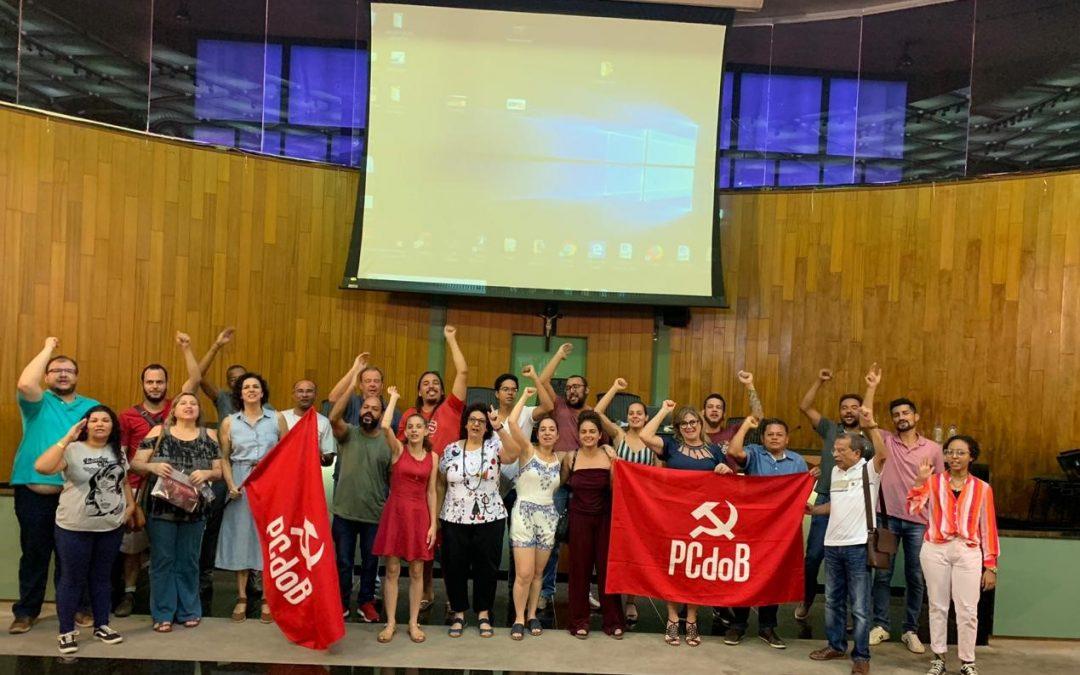 PCdoB Uberlândia realiza sua conferência municipal e se projeta para a disputa eleitoral em 2020