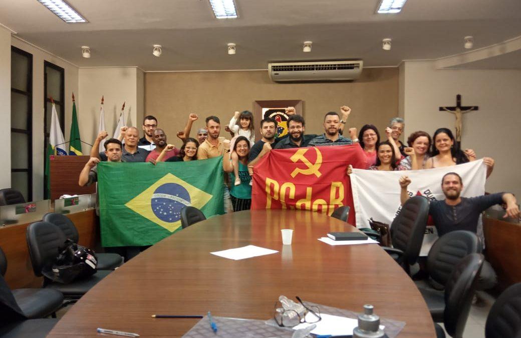 Conferência de Viçosa lança pré-candidatura ao executivo municipal
