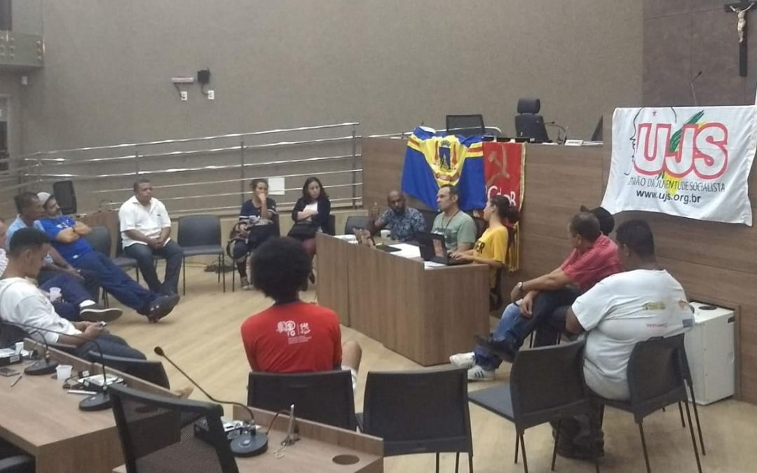 PCdoB Itabirito (MG) realiza sua 3ª Conferencia Municipal