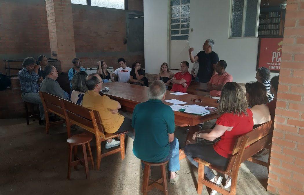 PCdoB de João Monlevade é reestruturado e mostrará sua cara na cidade