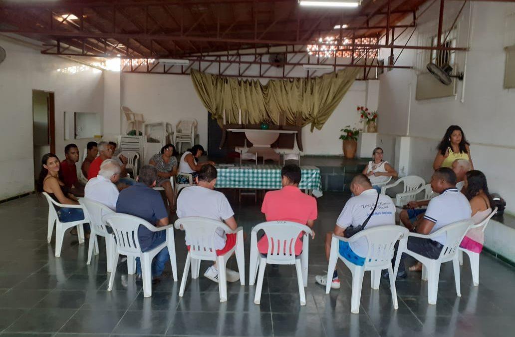 PCdoB Araçuaí (MG) realiza conferência
