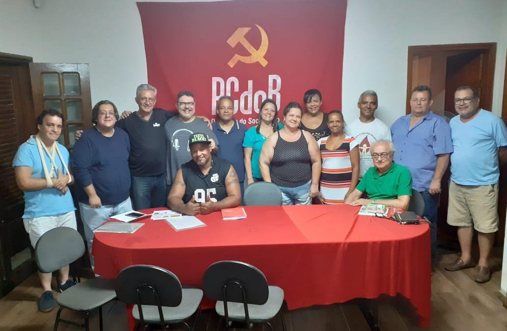 PCdoB Uberaba reúne lideranças e militantes em Conferência Municipal