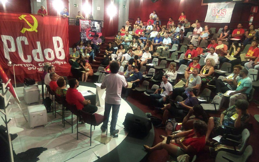 Comunistas de BH realizam conferência e reafirmam compromisso partidário