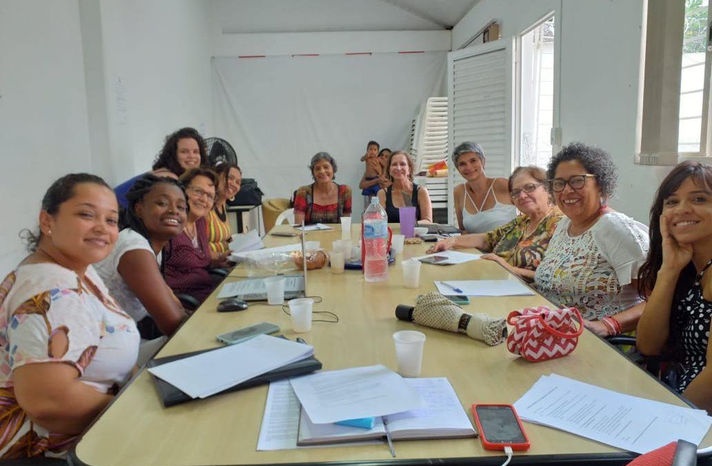 Mulheres se mobilizam por agenda de lutas e Conferência Nacional